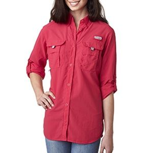 Columbia Bahama Long Sleeve Shirt NWT